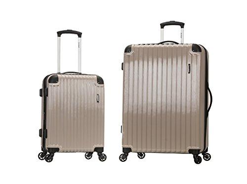 rockland-santorini-20x28-inch-expandable-polycarbonate-set-beige