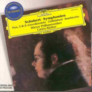 Schubert: Symphonies Nos 3 & 8 (DG The Originals)