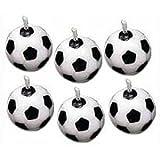 PrWilton Candle Set - Soccer Balls