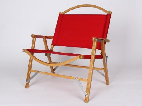 Kermit Wide Chair (カーミットワイドチェア) レッド (並行輸入品)