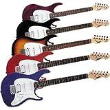 Raptor(R) Plus EX Electric Guitar w/Gig bag & Digital tuner