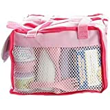 Baby Doll Care Accessories Kit in Bag - 16 Piece Set