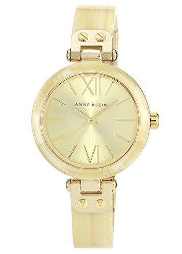 anne-klein-10-n9652chhn-montre-femme-quartz-analogique-bracelet-plastique-jaune