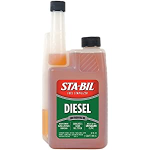 Sta-Bil 22254 Diesel Formula Fuel Stabilizer and Performance Improver