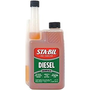 Sta-Bil 22254 Diesel Formula Fuel Stabilizer and Performance Improver - 32 oz.