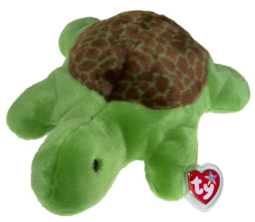 TY Beanie Buddy - SPEEDY the Turtle - 1