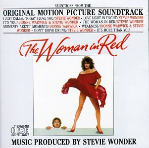 Stevie Wonder - The Woman In Red: Selections From The Original Motion Picture Soundtrack - Zortam Music