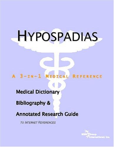 medical information search conditions hypospadias
