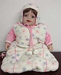 RETIRED RARE Adora 2007 Name Your Own Baby Girl Doll 037H20591