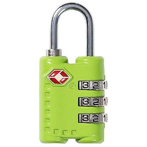 caribee-citadel-tsa-luggage-lock-lime-green
