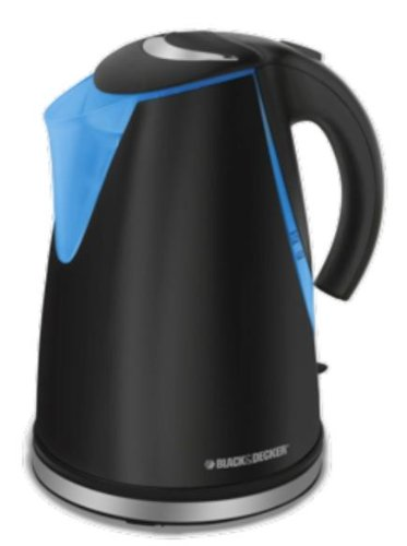 Black & Decker Jkcbd4590 Electric Tea Kettle, 220-Volt