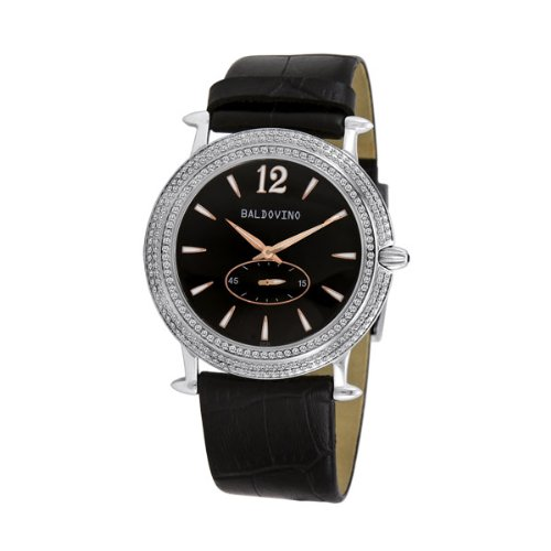 Customer Guide: Baldovino Men's 1.53cts Diamonds Studded Watch