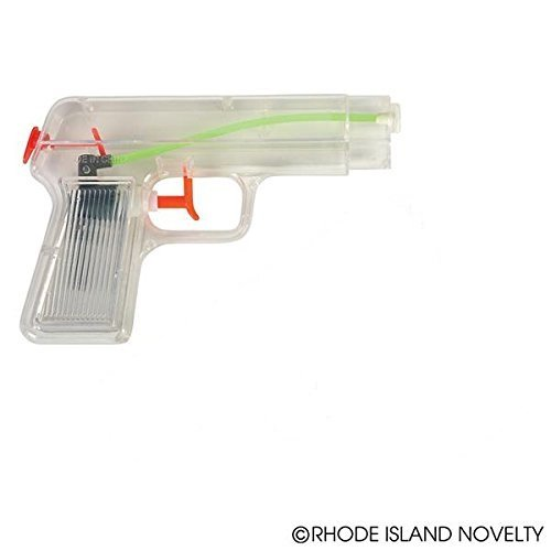 "Sale 5"" Super Squirter Clear Water Gun Sale - 1"