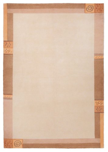 """Nepal Carpet Hand-Knotted """"Brand Luxor Living"""" Beige """"6 Sizes Availlable"""" 2Ft9""""X5Ft2"""""""