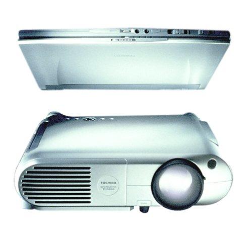 Toshiba Tlp-650 Lcd Projector Xga 1100