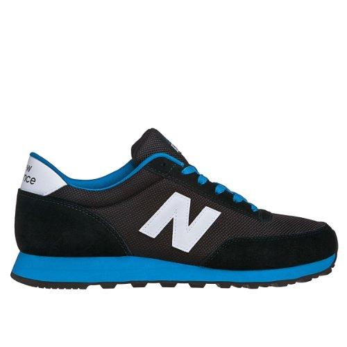 New Balance Ml 501 Classics Traditionnels Black Blue Mens Trainers Size 8.5 Us