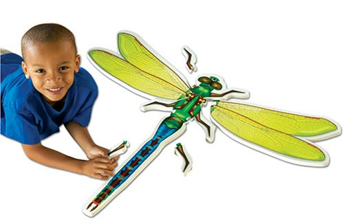 Cheap Fun Learning Resources Dragonfly Foam Floor Puzzle (B000EG8ICM)