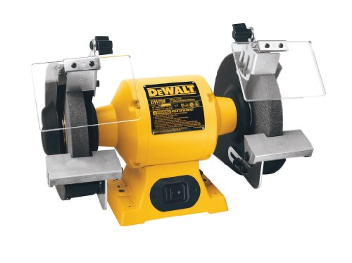 DEWALT DW758 8-Inch Bench Grinder (Grinder Buffer compare prices)