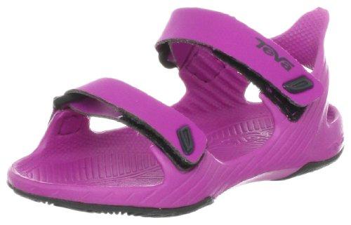 Teva Barracuda T's Water Sandal (Toddler/little Kid/Big Kid),Purple Orchid,6 M US Toddler