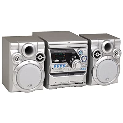 amazoncom jvc mxk3 compact stereo system discontinued