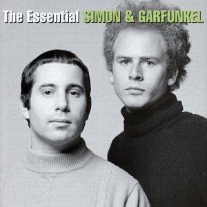 The Essential Simon & Garfunkel artwork