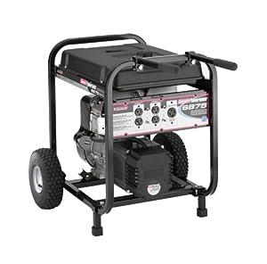 Coleman Powermate 5,500 Watt 11 HP Portable Generator PMA525500 (Discontinued by Manufacturer)