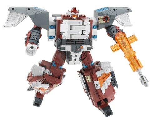 Transformers Energon Jetfire Deluxe FigureB0000VJJFQ : image