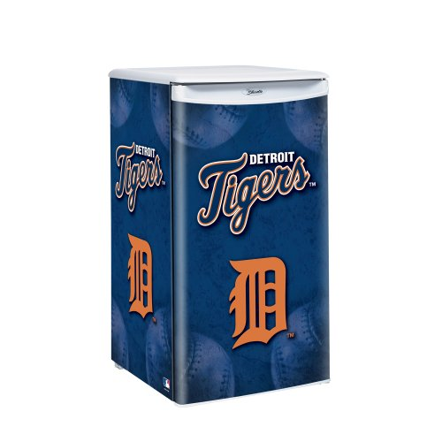 MLB Detroit Tigers Counter Top Refrigerator