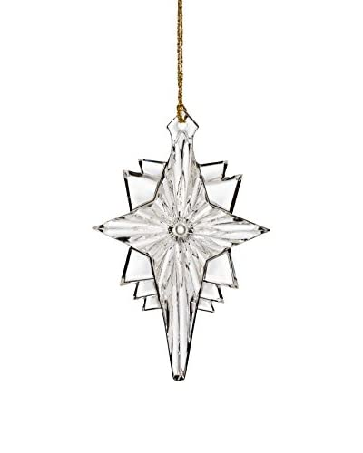 Marquis By Waterford Star Ornament