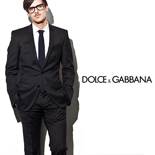 DOLCE&GABBANA/ドルチェアンドガッバーナ2ピースセットアップスーツ(ブラック) g1nlctfu2tf-46