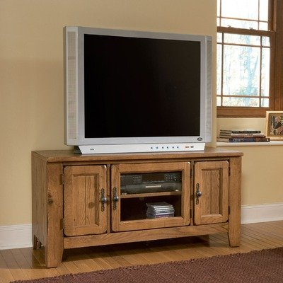 Buy Low Price Broyhill Attic 48 Tv Stand In Oak Finish