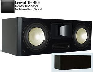 HTD Level Three Center Channel Speaker