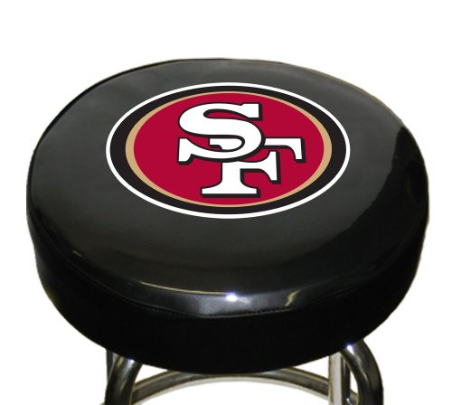Nfl San Francisco 49ers Bar Stool Cover Furniture Chairs