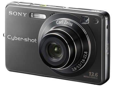 ソニー デジタルカメラ Cybershot W300 (1360万画素/光学x3/デジタルx6) DSC-W300