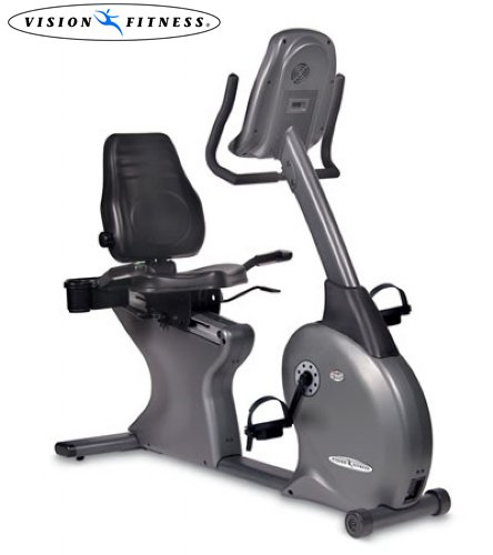 Vision R2850HRT Step-Thru Semi-Recumbent Bike - 3 Year Warranty