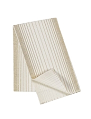 Lurex Ribbed Runner