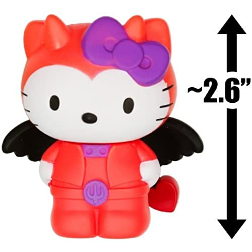 "Devil Hello Kitty: ~2.6"" Halloween Hello Kitty x Funko Mystery Minis Vinyl Mini-Figure Series [RARE] [병행수입품]-"
