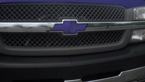 Camo Chevy Bowtie Emblem