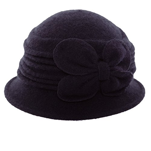 hey-hey-twenty-wool-cloche-hat-with-flower-navy
