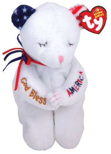Ty Beanie Babies American Blessing Bear
