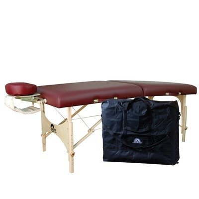 Oakworks One Massage Table Package