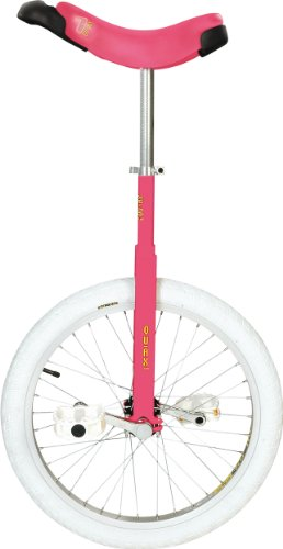 LUXUS Einradsattel Pink NEU 2012 Qu-Ax Einrad Sattel