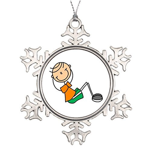 Little devil Fitness Diet And Exercise Tree Branch Decoration Snowflake Ornaments Christmas (Diet Devil compare prices)