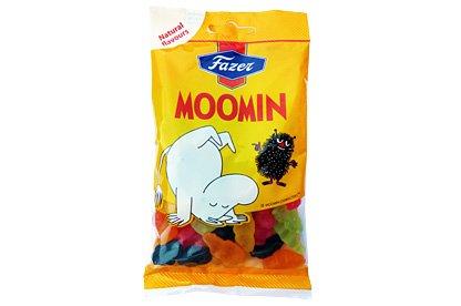 Moomin Fruit Wine Gums (100g)