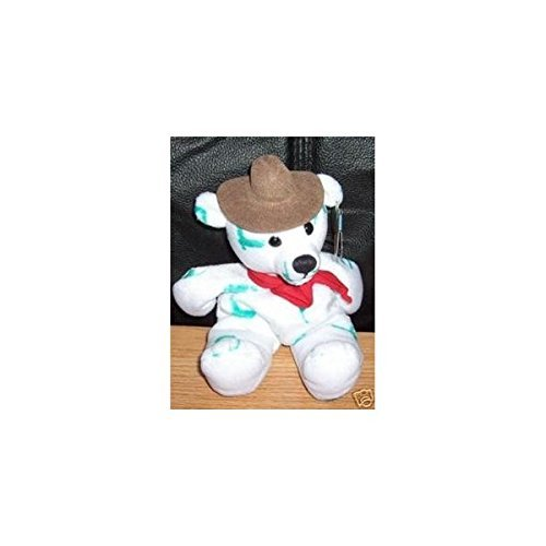 Boots the Texas Bear Bear LE Planet Plush MWMT - 1