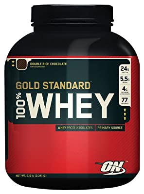 100% Whey Protein &#8211; Gold Standard
