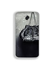 Google Nexus 6 nkt01 (34) Mobile Case from Mott2 - Boxing Gloves - Hanging (Limited Time Offers,Please Check the Details Below)