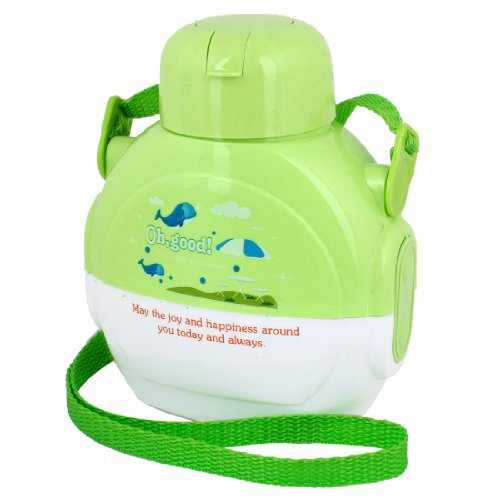 Kids Water Bottles With Straw front-1021213