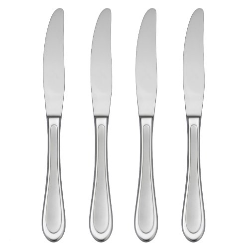 Amazon.com: Oneida Flatware - Hwse Joann Dinner Knives, Set of 4 ...