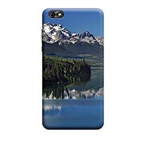 Ebby Premium Printed Mobile Back Case Cover With Full protection For Huawei Honor 4X (Designer Case)